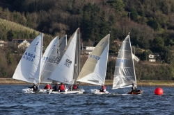 Dinghies Racing